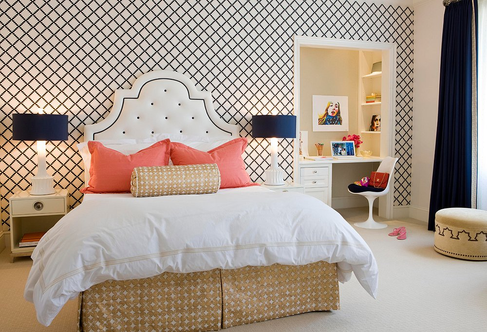 White Bedding Ideas
