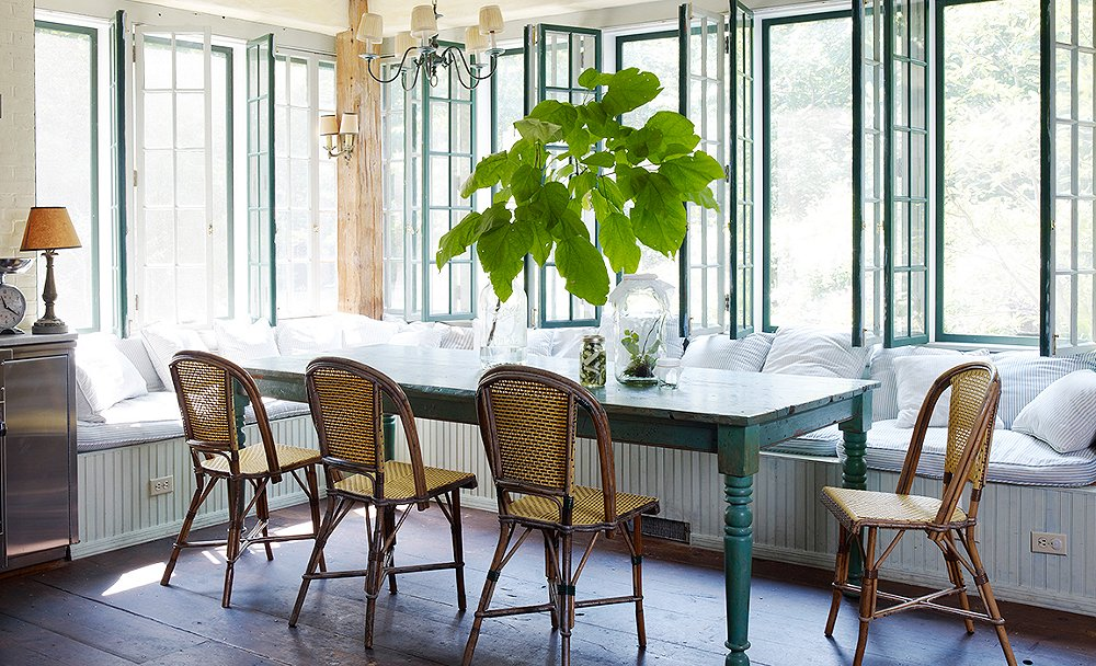 Trend Spotted: French Bistro Chairs