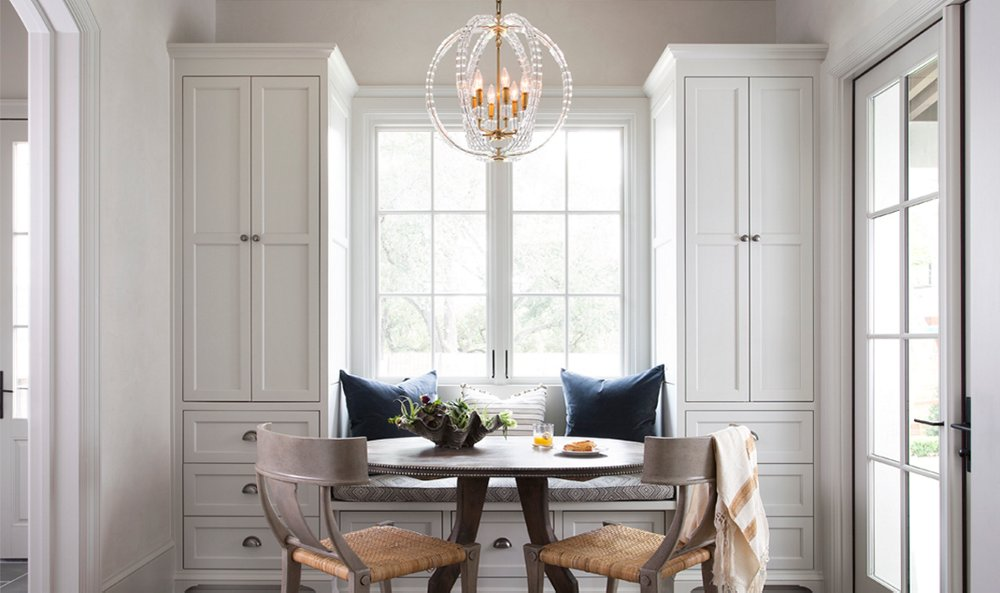 White Kitchen Nook 8 exquisite breakfast nook ideas to brunch in style
