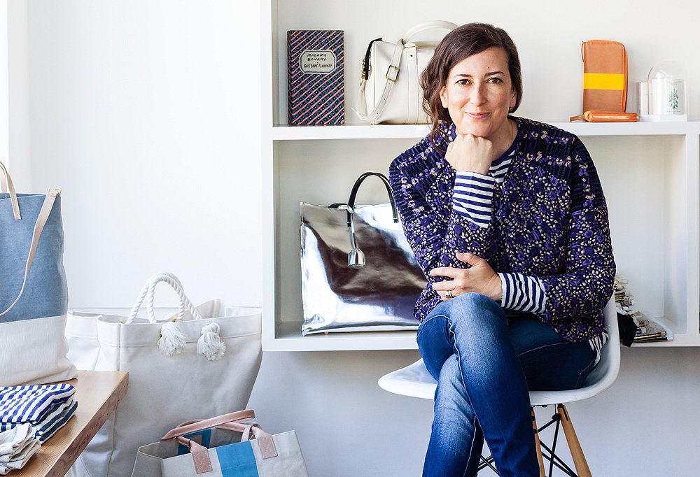 Inside the Studio of Inspiring Bag Designer Clare Vivier