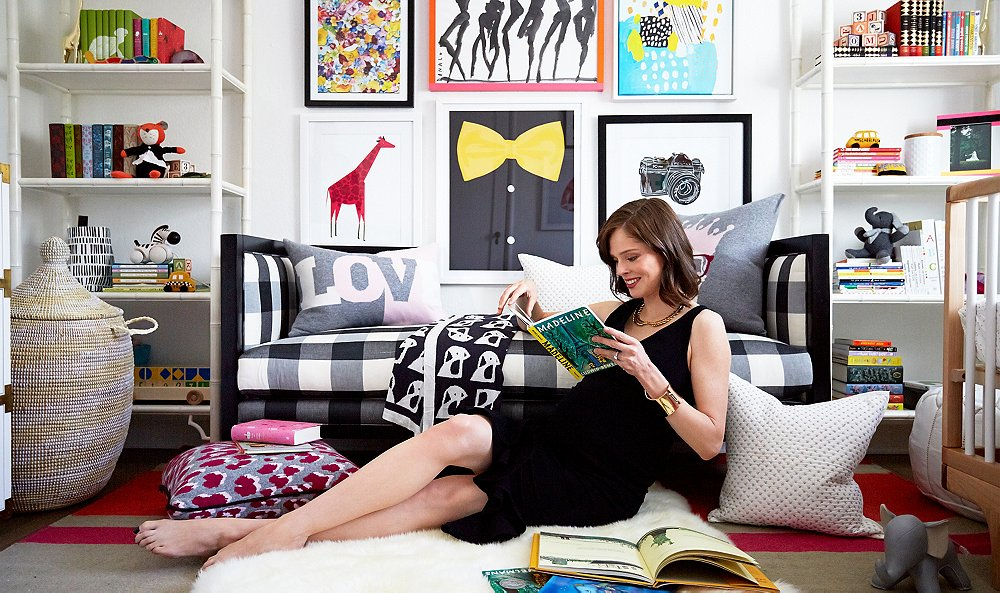 Exclusive: Inside Coco Rocha's Glam Nursery Makeover