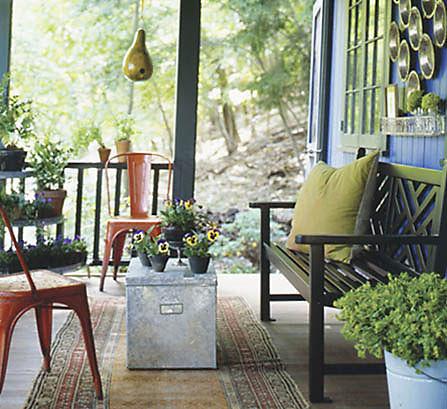 eco friendly decorating ideas