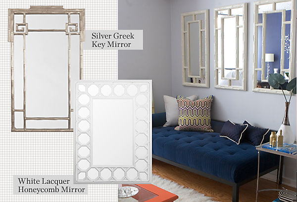 ripple effect - Decorating With Mirrors