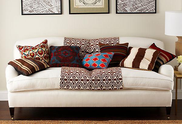 Sofa Throws Ideas Sofa Throw Pillows Covers Decorating