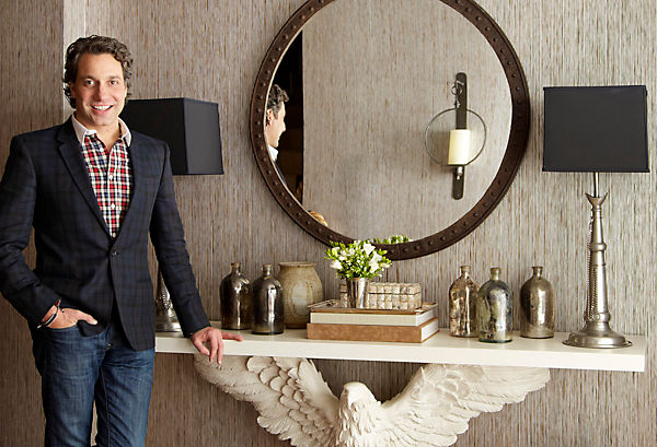 Tom Filicia thom filicia decorating tips