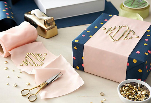 Decorated Gift Box Glamorous Giftwrapping Tips Design Ideas