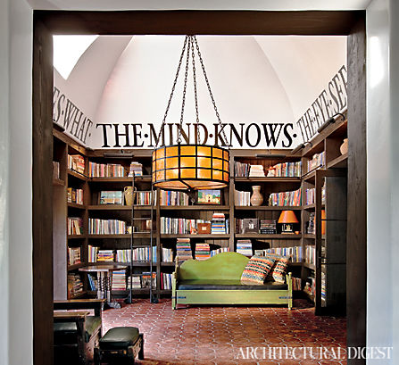 A Library to Linger in