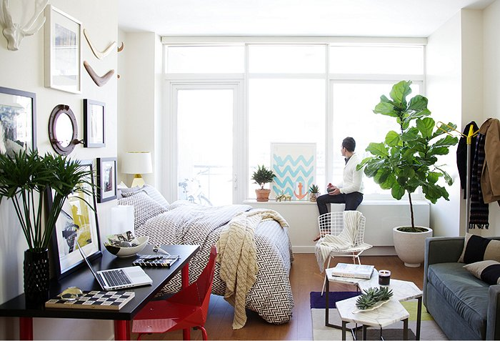 Small Space Decorating Tips One Kings Lane