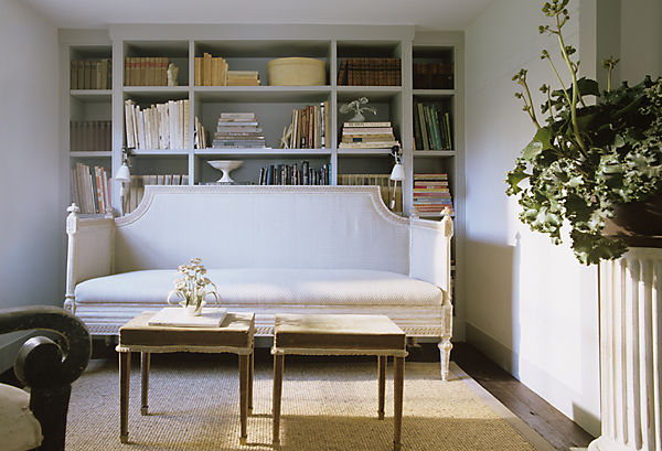 """""""I love the idea of being surrounded by books."""""""