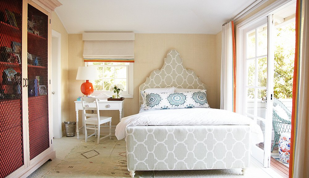 One Seriously Stylish Guest Room Makeover