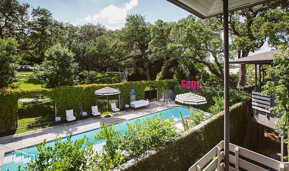 10 Design Takeaways from Austin's Hotel Saint Cecilia