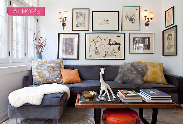 Dark Gray Sofa Decorating Ideas Okaycreations Net