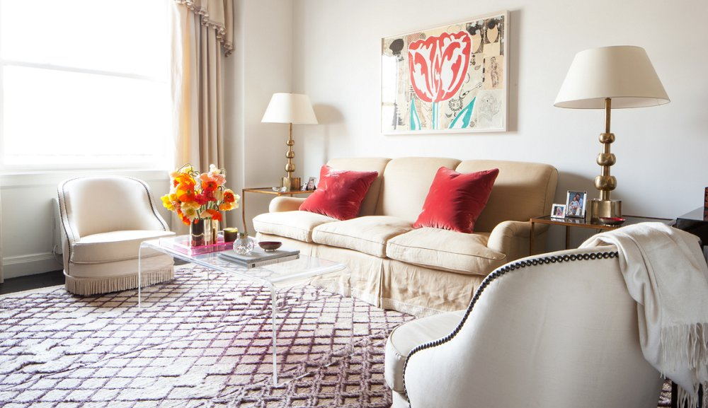 rug guide: a room-by-room guide to rug sizes – one kings lane Good Rugs for Living Room