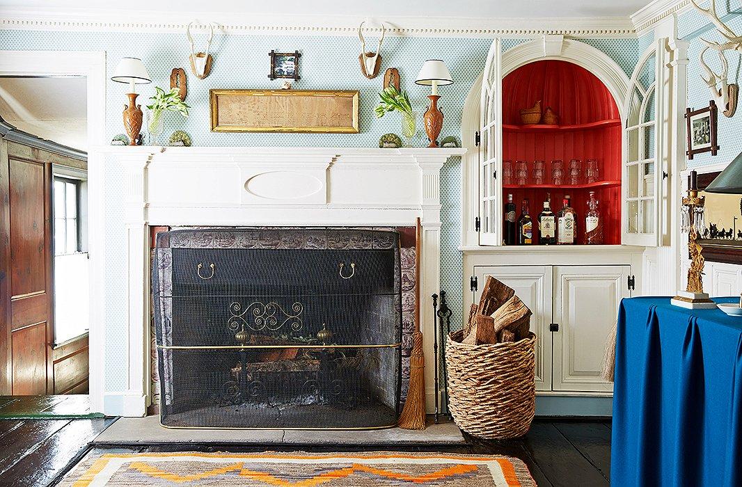 Home Tour A Famed Designer S Farmhouse Decor Is So Chic