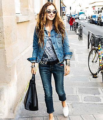 Kelly Wearstler Paris Outfits