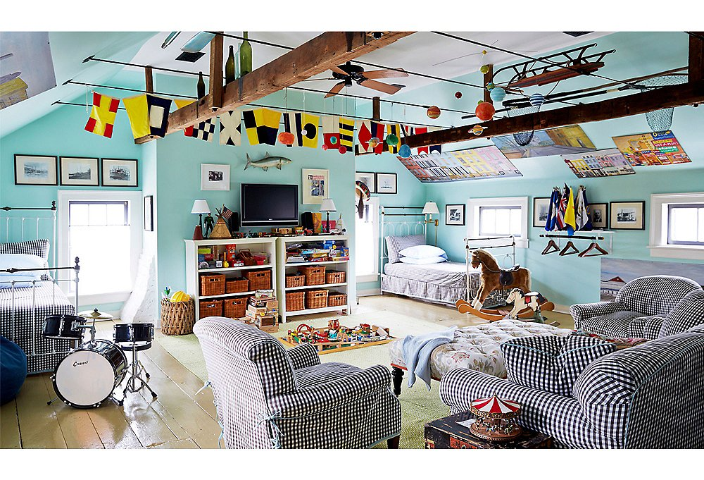 12 Insanely Inspiring Kids Rooms For Every Age