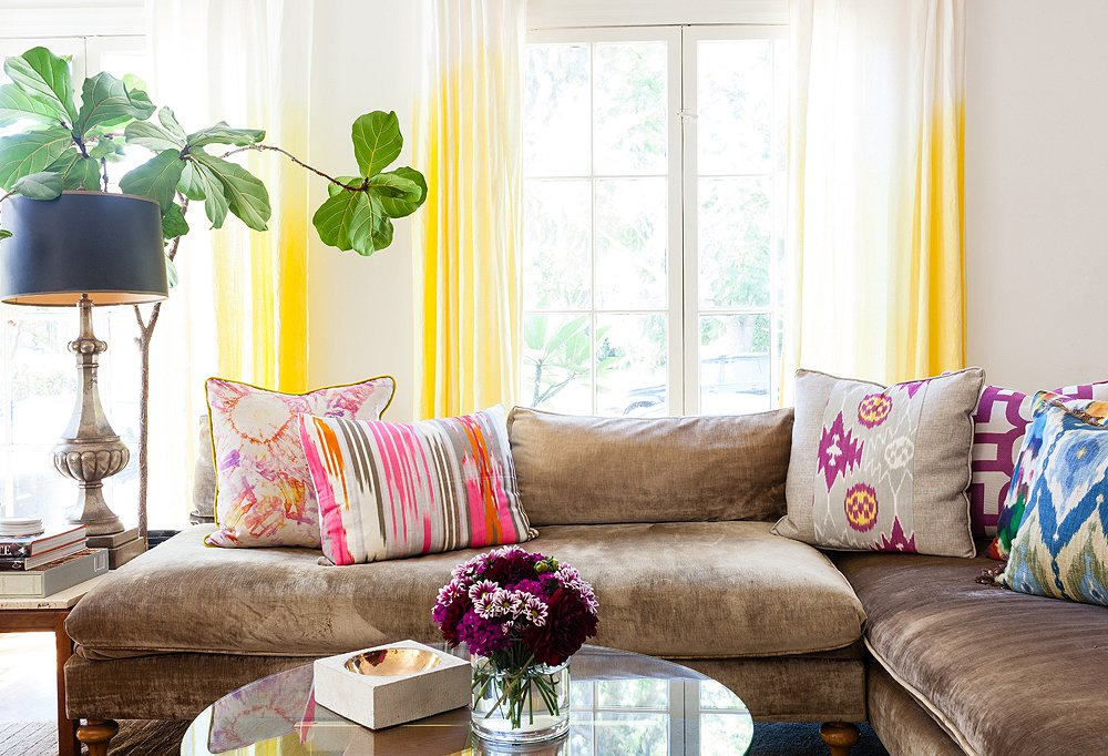 Step Inside Kim Salmela S Former Los Angeles Abode Filed Under Decorating Ideashome Tours