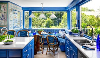 5 Fresh Kitchen Paint Colors
