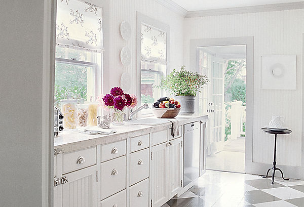 Pictures Of Romantic Country Kitchen Decor ~ Modern Design Pictures