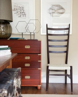 tall ladder back chairs