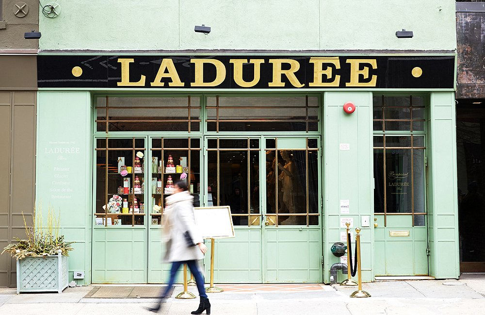 Meet the Chic French Visionary Behind Ladurée