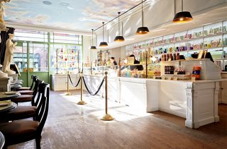Superbe The Kitchenu0027s Inspiration Were Laduréeu0027s Stunning Shops, Such As Its Newest  NYC Location (pictured