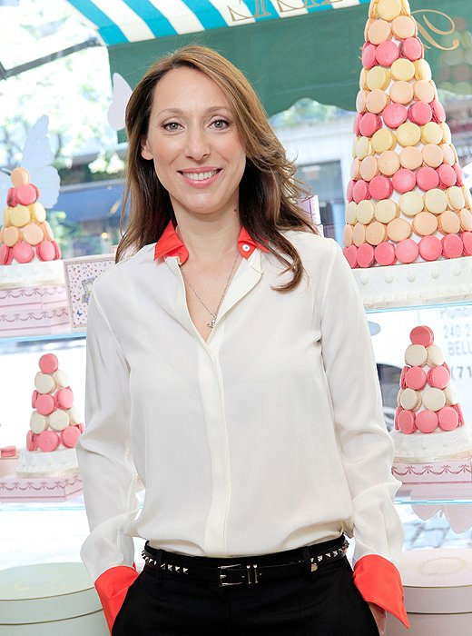Elisabeth Holder, co-president of Ladurée U.S.