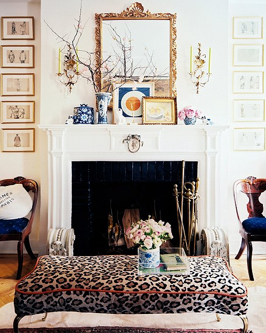 The Five Hottest Ways to Use Leopard Print