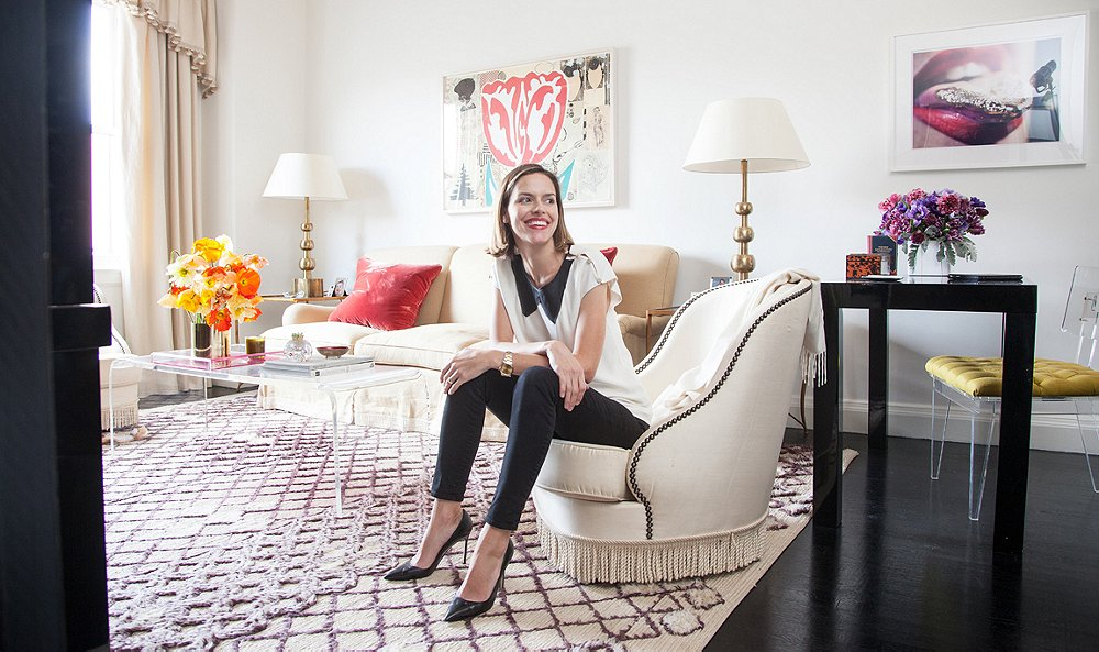 Inside the Home of a Young Designer & Her Darling Family