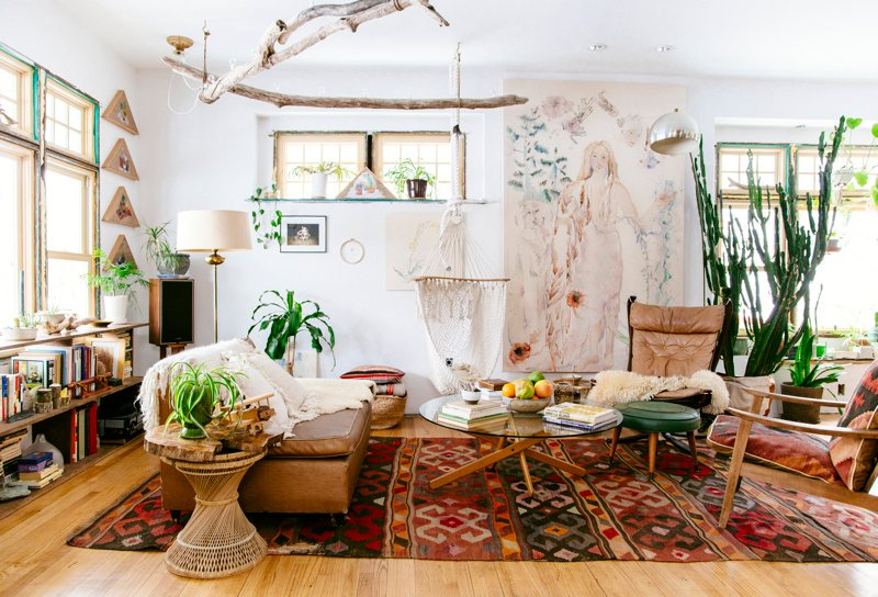 Bohemian Style Living Room you'll never think of bohemian style the same way again – one