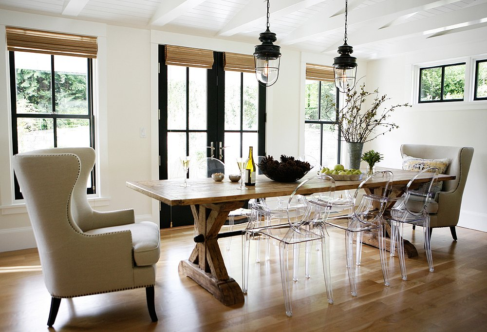 Currently Loving: Lucite Furniture -- One Kings Lane