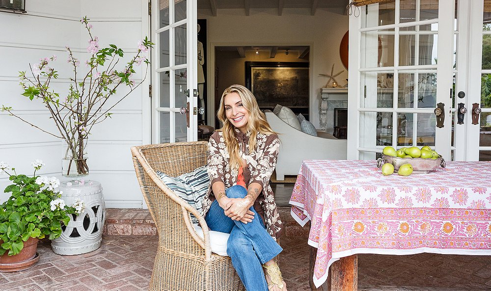 Inside the Exuberant, Elegant Home of Designer Lulu DK