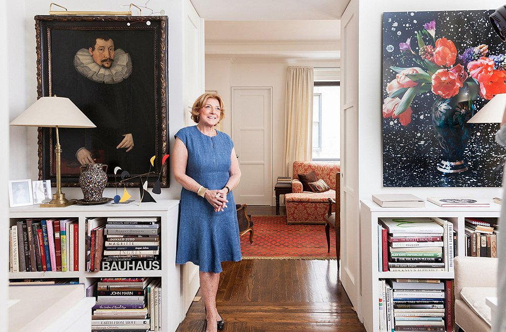 Tour the Exquisite Home of the Incomparable Mariette Himes Gomez