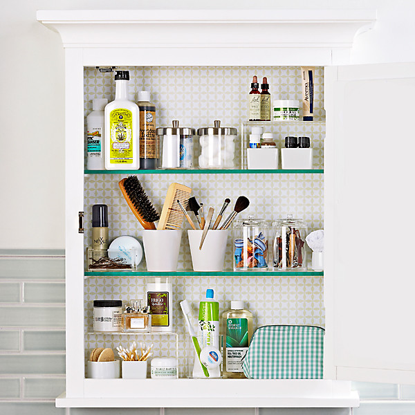 Organize Your Medicine Cabinet -- One Kings Lane