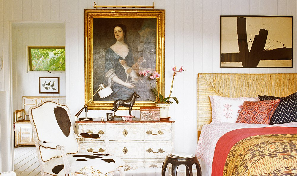 living room portraits. Trend Spotted  Old School Portraits Vintage One Kings Lane