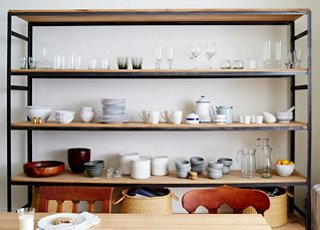 Gorgeous Takes on Open Shelving in Kitchens