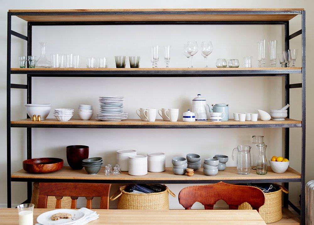 Open Storage Ideas: 10 Gorgeous Takes On Open Shelving In Kitchens