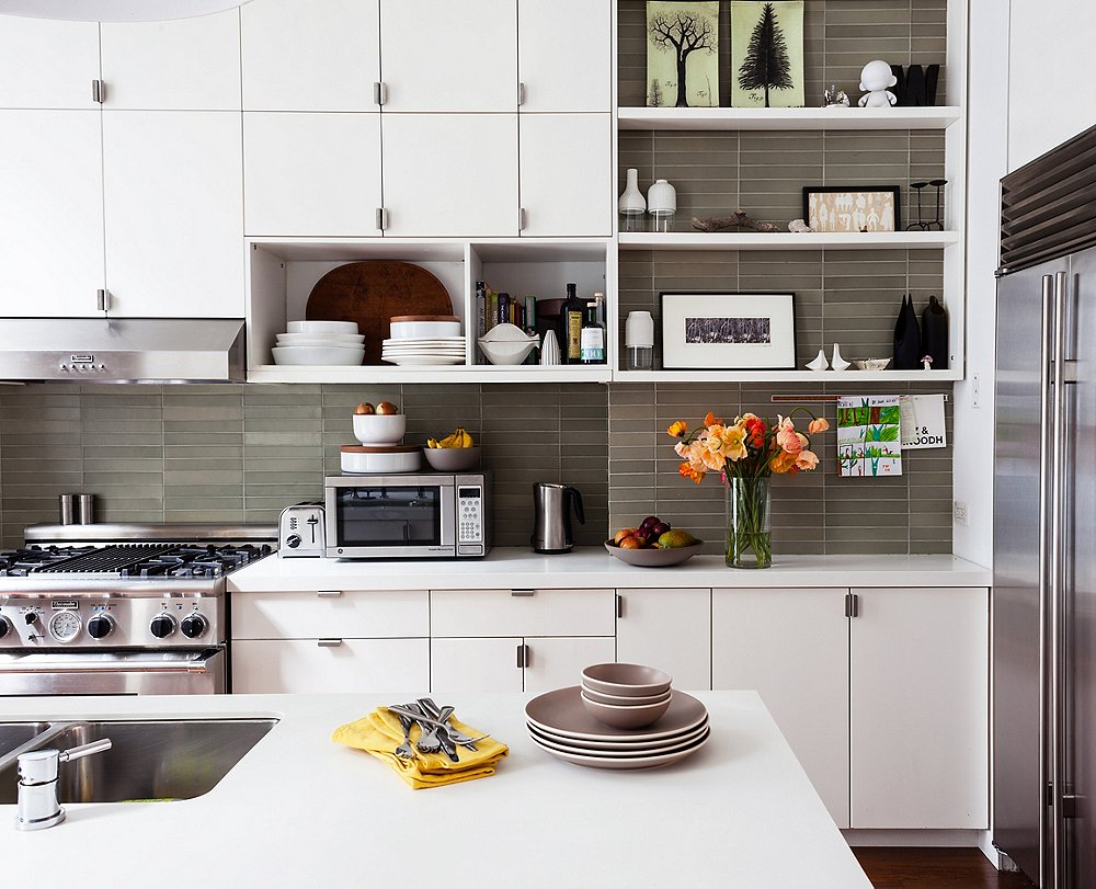 Open Shelf Kitchen 10 Gorgeous Takes On Open Shelving In Kitchens