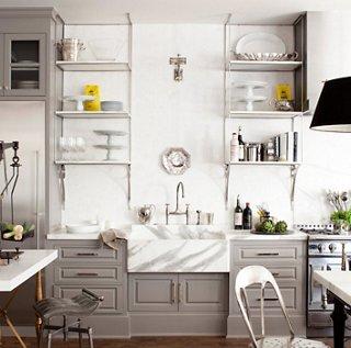 New Kitchen Shelving Ideas Exterior
