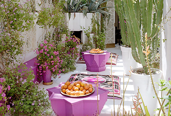 Escape to...a Moroccan Oasis