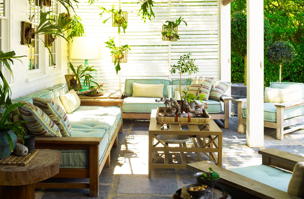 7 To-Die-For Ideas For Outdoor Spaces -- One Kings Lane