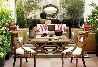7 to die for ideas for outdoor spaces one kings lane - Outdoor Living Room