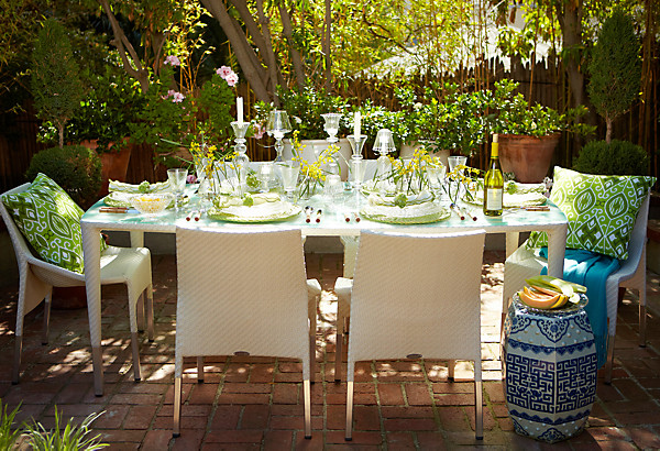 Ideas for Outdoor Entertaining