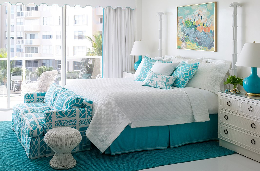 Palm beach decor for Beach design rooms
