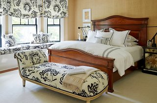 The Fabric Mele And The Homeowner Fell In Love With For The Master Bedroom  Is Jules