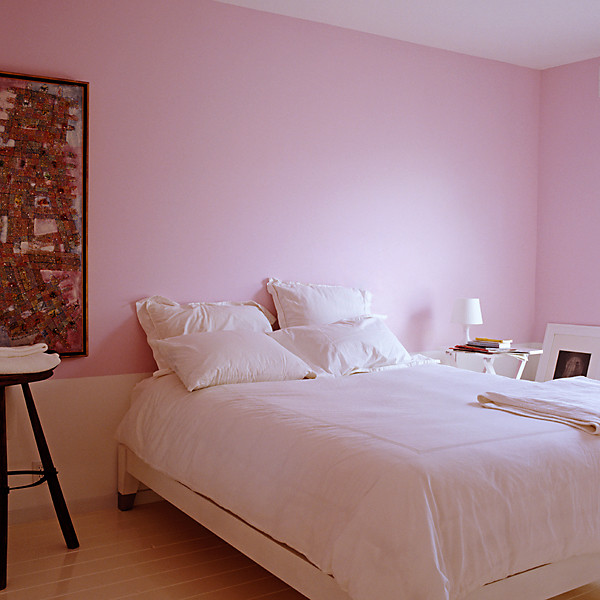 find the perfect pink paint color