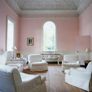 Bridal Pink Paint Color