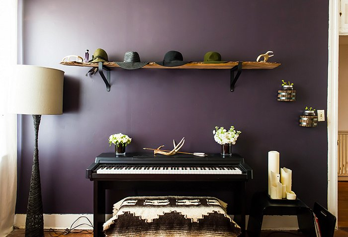Gorgeous Ideas For Purple Rooms One Kings Lane