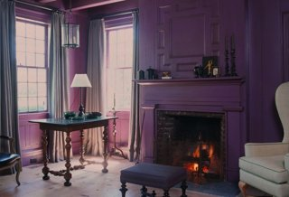 Color in Town & Gorgeous Ideas for Purple Rooms -- One Kings Lane