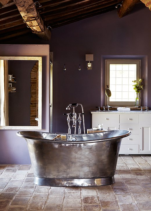 Small Bathroom Paint Colors No Window